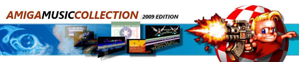 Amiga Music Collection 2009 Edition